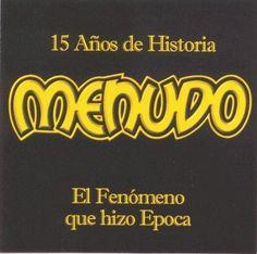 PM PR 13  Menudo:15 años de Historia