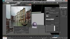 Tutorial: How to add background in 3Ds Max