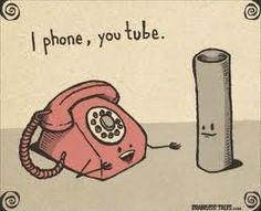I phone, you tube   #humor #nuevovichona
