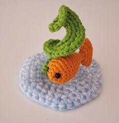 Caixinha de Pirlimpimpim: gold fish :)