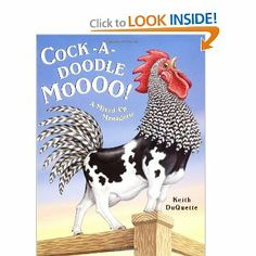 Cock-a-Doodle-Moo: A Mixed Up Menagerie by Keith DuQuette. $2.85. 32 pages. Author: Keith DuQuette. Publisher: Putnam Juvenile (March 30, 2004)