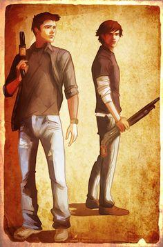 Supernatural - Sam & Dean