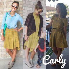 Carly, 3 ways