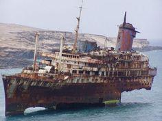 SS Australis/SS American Star.
