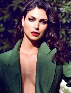 Morena Baccarin - Most Beautiful Girls Morena Baccarin Deadpool, Morena Baccarin Gotham, Most Beautiful Women, Beautiful People, Keira Christina Knightley, Gq Magazine, Belle Photo, Dark Hair, Beautiful Actresses