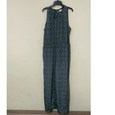 Cute Tile Print Jumpsuit Perfect for any occasion Maison Jules Pants Jumpsuits & Rompers