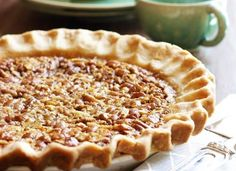 All-Natural Holiday Pecan Pie Recipe