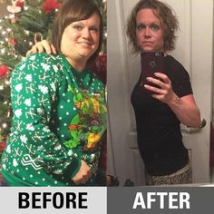 It's #transformationtuesday and this week's #superhero is  @eperrin1024 .   After finding out that she had pre-diabetes and consestantly going through the cycle of losing weight and gaining it back she decided to start her journey with 310.   #Elizabeth is not only #awesome because she has lost a total of 72 lbs and now uses our #shakes to maintain her weight but her #Christmas sweater #game is on point. Start your journey with us today.   Click 310nutrition.com  . . . . . . . #cleaneating…