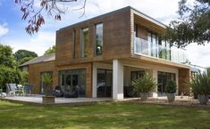 Find your ideal home design pro on designfor-me.com - get matched and see who's interested in your home project. Click image to see more inspiration from our design pros Design by Anthony, architect from Fareham, South East #architecture #homedesign #modernhomes #homeinspiration #selfbuilds #selfbuildinspiration #selfbuildideas #granddesigns Richmond Upon Thames, Glasgow City, Kensington And Chelsea, Best Architects, Grand Designs, New Builds, Westminster, Ideal Home, Home Projects