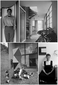 the Eames House in LIFE Magazine (1950)