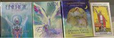 Orakel, tarot en inspiratie kaarten in onze winkel