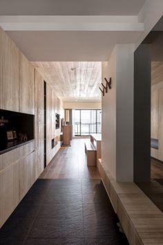 The Wooden Apartment | PartiDesign Studio