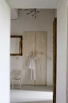 beige  white with wood by the style files, via Flickr