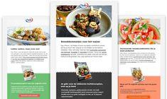 Boontjes in spek gerold recept Vol Au Vent, Gazpacho Recept, Ravioli, Tiramisu, Cake Recept, Bbq Marinade, Spaghetti Bolognese, Ranch Dressing, Open Kitchen