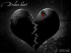 Heart Art, Love Heart, Broken Heart Pictures, Broken Heart Tattoo, Heart Broken, Sapo Meme, Scary Kids, Anti Valentines Day, Goth Art