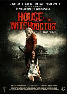 House of the Witchdoctor (2013) Poster