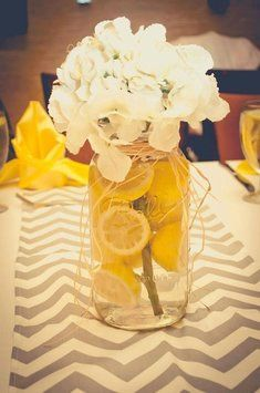 Gray And White Chevron Table Runners