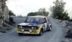 TOUR DE CORSE 1977, 1º Bernard Darniche - FIAT 131 ABARTH