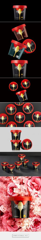 RETASTES Ice cream packaging design by Pesign Design - https://www.packagingoftheworld.com/2018/05/retastes-ice-cream.html