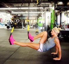 TRX Total Body Workout « Jenn-Fit Blog – Healthy Exercise | Healthy Food | Healthy Living