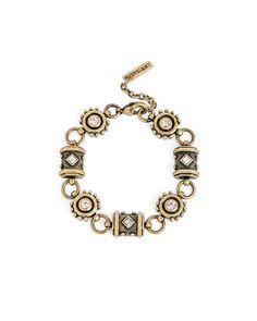 The Sunflower Bracelet by JewelMint.com, $29.99