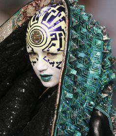 khymeira:    Manish Arora » F/W '07