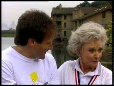 Superstars and Their Moms 1984 Robin Williams & Laurie Williams...best interview ever i laugh everytime