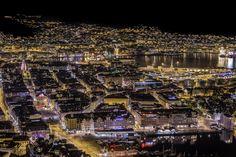Bergen cityscape by Rune Hansen on 500px