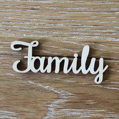 Voor mij is family een van de belangrijkste dingen