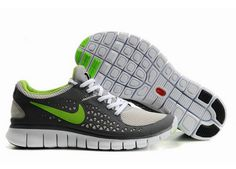 premium selection 6d048 2e744 More and More Cheap Shoes Sale Online,Welcome To Buy New Shoes 2013 Womens  Nike Free Run Grey Green Shoes  New Shoes - Womens Nike Free Run Grey Green  Shoes