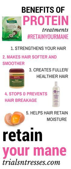 Benefits Of Protein Treatments For your Natural Hair
