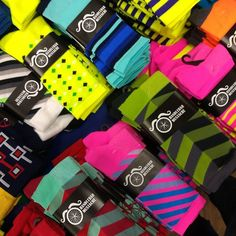 Who wants to go black this Friday when you could #sockdope #brightenyourride @hbstache