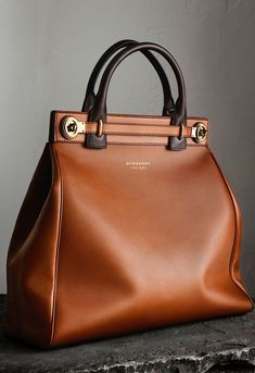 Shop women's bags & handbags from Burberry including shoulder bags, exotic clutches, bowling and tote bags in iconic check and brightly coloured leather Burberry Handbags, Prada Handbags, Luxury Handbags, Fashion Handbags, Purses And Handbags, Fashion Bags, Leather Handbags, Burberry Bags, Pink Handbags