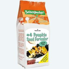 Seitenbacher Muesli #4 Pumpkin Seeds Formula 16 Oz (12 Pack Case) - http://sleepychef.com/seitenbacher-muesli-4-pumpkin-seeds-formula-16-oz-12-pack-case/