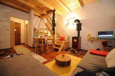 Mountain house interior