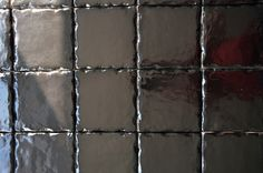 Handmade in Finland. Handmade Tiles, Wall Tiles, Finland, Black, Room Tiles, Black People, Wall Tile
