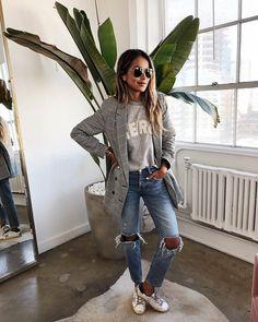 Merci Cara x Marlee Jeans kinda day. | shopsincerelyjules.com