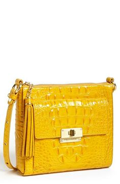 Brahmin 'Melbourne - Mimosa' Crossbody Bag available at #Nordstrom