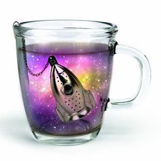 Rocket Ship Tea Infuser