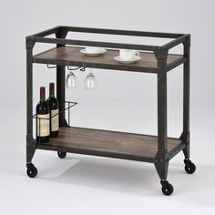 """Awesome """"gold bar cart styling"""" info is readily available on our website. Take a look and you will not be sorry you did. Metal Bar Cart, Diy Bar Cart, Gold Bar Cart, Bar Cart Styling, Bar Cart Decor, Traditional Bar Carts, Vintage Bar Carts, Bar Furniture, Kitchen Cart"""