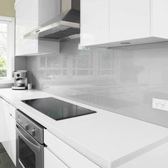 Light Grey Splashback