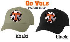 GO VOLS Patch Hat