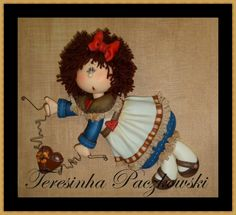 *COLD PORCELAIN ~ Therese Paczkowski: biscuit country