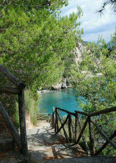 Baia del buondormire, Palinuro, Salerno