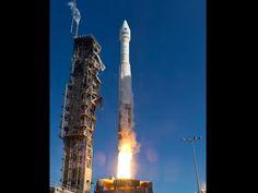 Landsat Spacecraft Launches