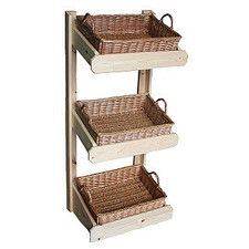 Large Bread Display Stand