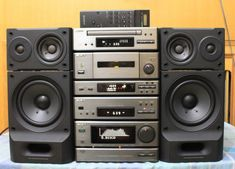 Color-new original Sony high-end stereo system with original remote control – Taobao Depot, Taobao Agent – Re becca – Audioroom Audiophile Speakers, Hifi Audio, Hi Fi System, Audio System, Radios, Sony, Home Theater Sound System, Big Speakers, Audio Room