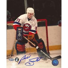 Billy Smith Autographed 8X10 Photo - $35