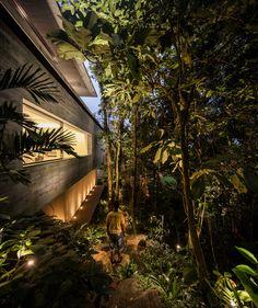 Galería de Casa Jungle / Studiomk27 - Marcio Kogan + Samanta Cafardo - 46