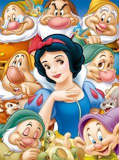 tinkeperi:Disney's Snow White and the Seven Dwarfs:)